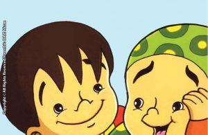 Zaki dan Hana Punya Dua Mata untuk Melihat