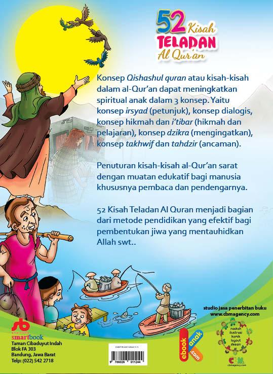 download gratis ebook 52 kisah teladan al quran bergambar untuk anak muslim