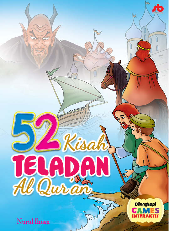 download gratis ebook 52 kisah teladan al quran