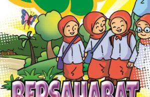 download gratis ebook komik nilai-nilai karakter bangsa bersahabat bilingual bahasa indonesia dan bahasa inggris