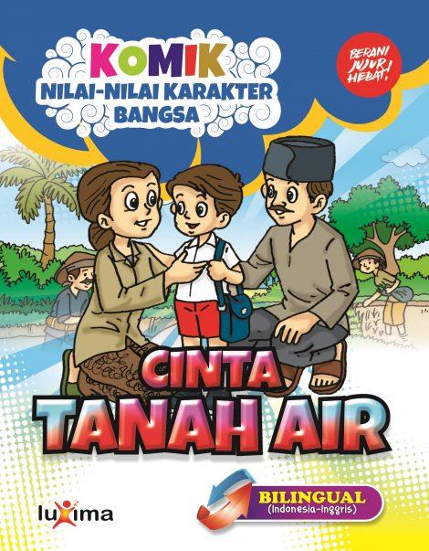Download Gratis Ebook Komik Cinta Tanah Air Ebook Anak