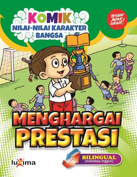 download ebook gratis komik nilai-nilai karakter bangsa menghargai prestasi bilingual bahasa indonesia dan bahasa inggris