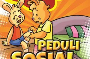Download gratis ebook komik nilai-nilai karakter bangsa peduli sosial bilingual bahasa indonesia dan bahasa inggris.