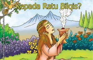 Surat itu berisi ajakan kepada Ratu Bilqis agar menyembah Allah Ta'ala yang telah menciptakan alam semesta ini