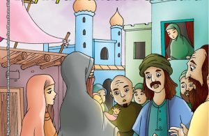 Orang-orang di kampung Maryam berpendapat bayi Maryam itu merupakan anak dari hasil perbuatan dosa