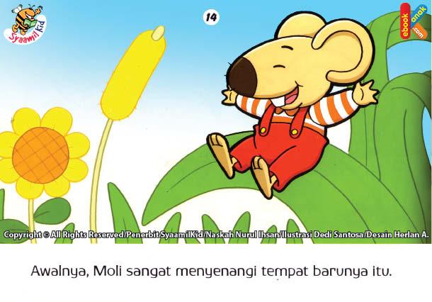 download gratis ebook anak buah hati moli si tikus tanah