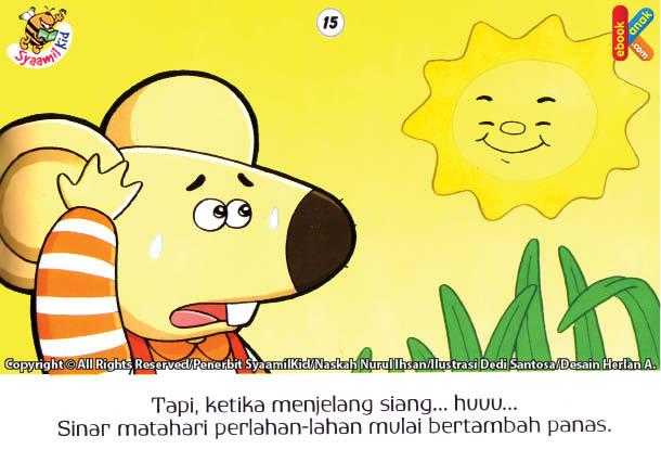 download gratis ebook dongeng buah hati moli tikus tanah untuk anak