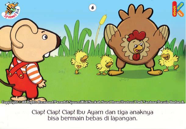 download gratis ebook dongeng buah hati moli ingin bermain bebas seperti keluarga ayam