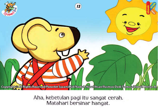 download gratis ebook dongeng buah hati moli si tikus tanah