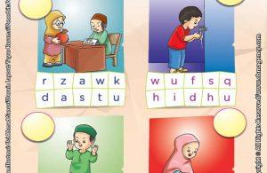 Download Gratis Worksheet Yang Termasuk Rukun Islam