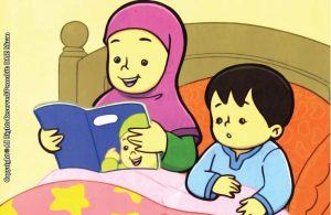Alhamdulillah Aku Bisa Mendengar Ibu Mendongeng.