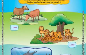 Download Gratis Worksheet Allah Maha Tunggal