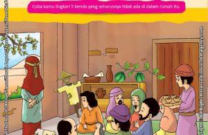 Download Gratis Worksheet Beriman Kepada Kitab Injil