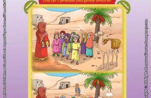 Download Gratis Worksheet Beriman Kepada Kitab Taurat