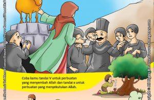Download Gratis Worksheet Nabi Harun