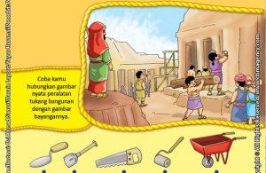 Download Gratis Worksheet Nabi Hud