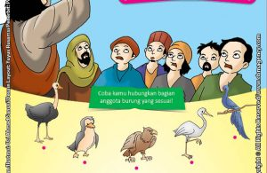 Download Gratis Worksheet Nabi Isa