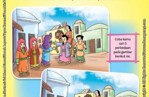 Download Gratis Worksheet Nabi Luth