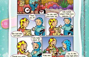 Komik Hadits Belajar Ilmu Menghapus Dosa Besar
