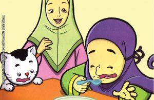 Kenapa Hana Tak Suka Makan Sayur