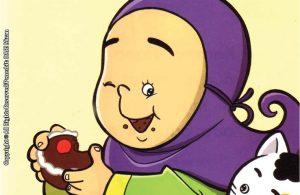 Bagaimana Cara Hana Mengunyah Makanan