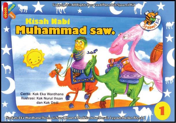 baca online ebook kisah nabi muhammad saw jilid 1