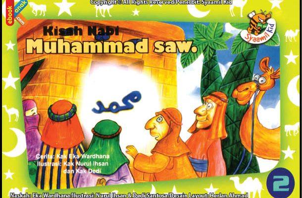 baca online ebook kisah nabi muhammad saw jilid 2