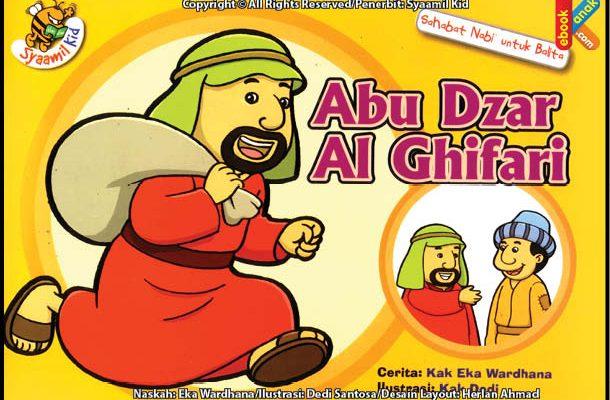 baca online ebook sahabat nabi untuk balita abu dzar al ghifari