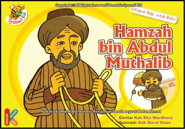 baca online ebook sahabat nabi untuk balita hamzah bin abdul muthalib