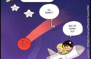 Apa Komet Termasuk Planet?