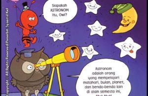 Siapakah Astronom Itu?