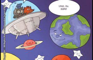Apakah Arti Tata Surya Itu?