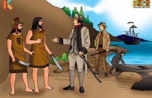 James Cook Orang Eropa Pertama yang Menjelajahi Hawaii