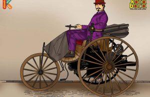 Karl Friedrich Benz Sang Penemu Mobil Mercedes yang Suka Menabrak Tembok