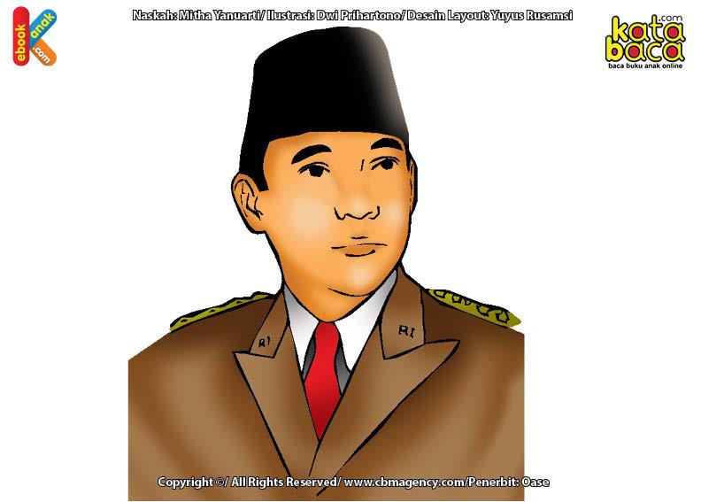 Kenapa Presiden Sukarno Pernah Mengganti Namanya Saat Kecil Dulu