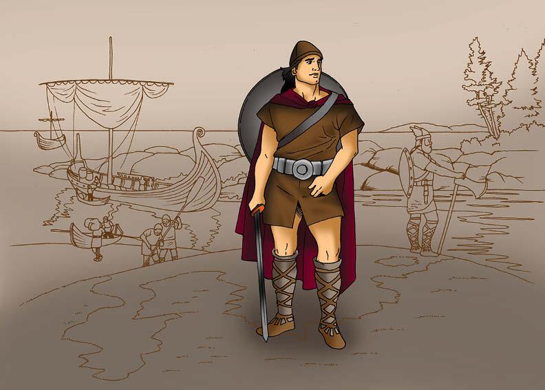 Leif Eriksson Penjelajah Eropa Pertama yang Mencapai Amerika Utara