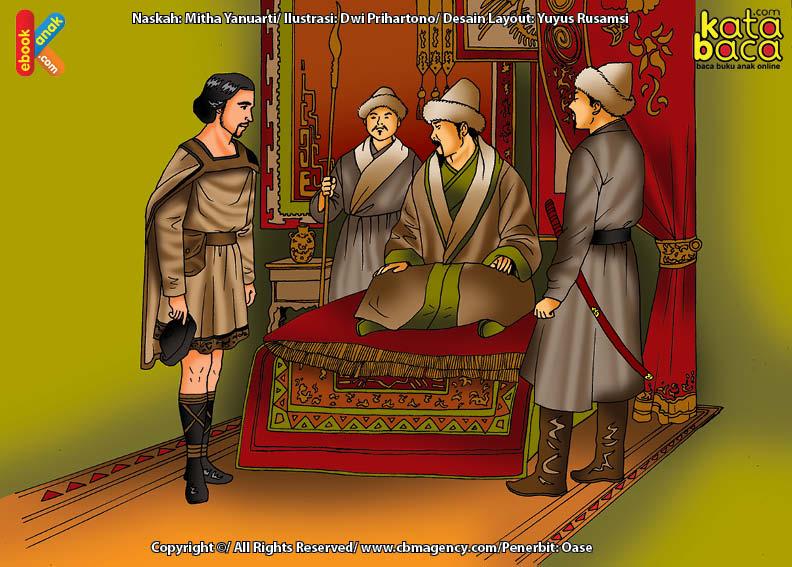 Marcopolo Penjelajah yang Mengenalkan Asia ke Eropa