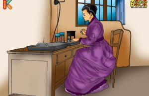 Marie Curie Pemenang Nobel 2 Kali yang Terpapar Sinar Radioaktif