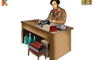 Michael Faraday Perintis Penelitian Listrik dan Magnet