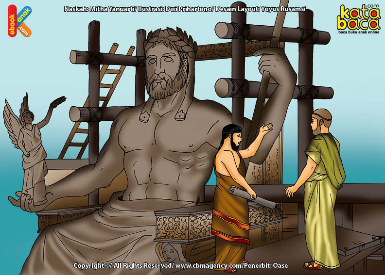 Phidias Sang Pematung Terhebat Yunani yang Meninggal di Penjara