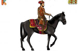 Shah Jahan Membangun Taj Mahal Untuk Makam Istri yang Sangat Dicintainya