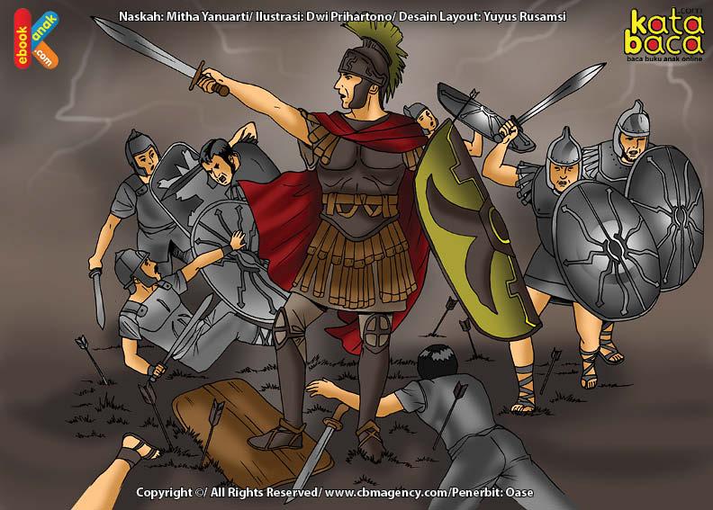 Siapakah yang Berani Menusuk Julius Caesar Sang Kaisar Romawi Hingga Tewas?