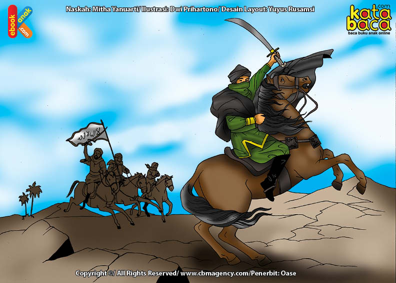 Tariq bin Ziyad Jenderal Muslim Penakluk Spanyol