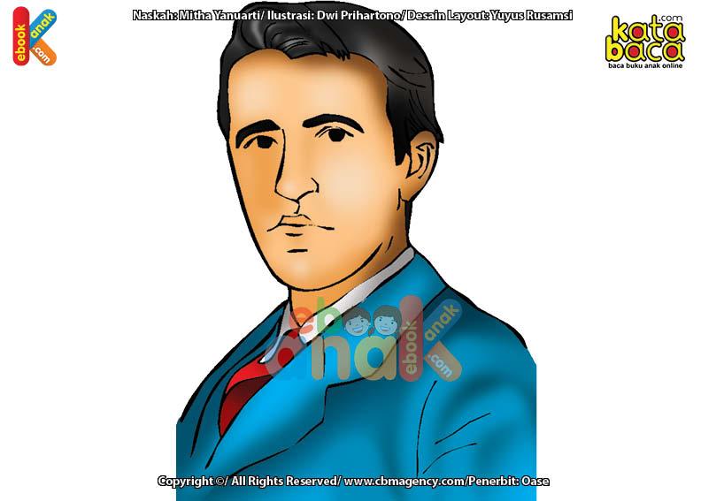 Thomas Alva Edison Penemu Terbesar di Dunia yang Gagal Belajar di Sekolah