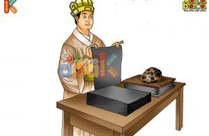 Tsai Lun Sang Penemu Bahan Kertas yang Disayang Kaisar Cina