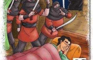 Ali bin Abi Thalib Tertidur di Tempat Tidur Rasulullah Saat Kaum Quraisy akan Membunuhnya