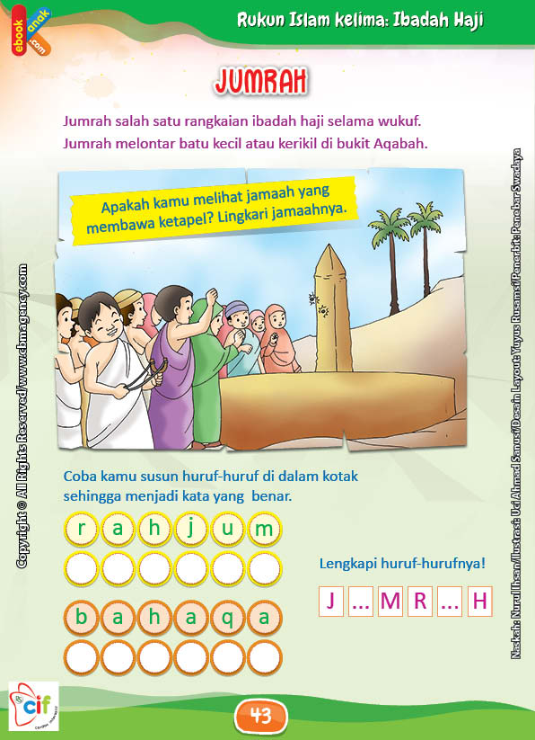 Bagaimana Cara Melakukan Jumrah dalam Ibadah Haji?