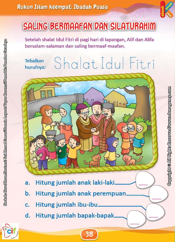 Bermaafan dan Silaturahim di Hari Raya Idul Fitri