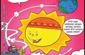 Namaku Briti Si Matahari (2)