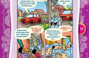 """Bekas Pun Tetap Bermanfaat """"Though Secondhand But Still Useful"""" (4)"""